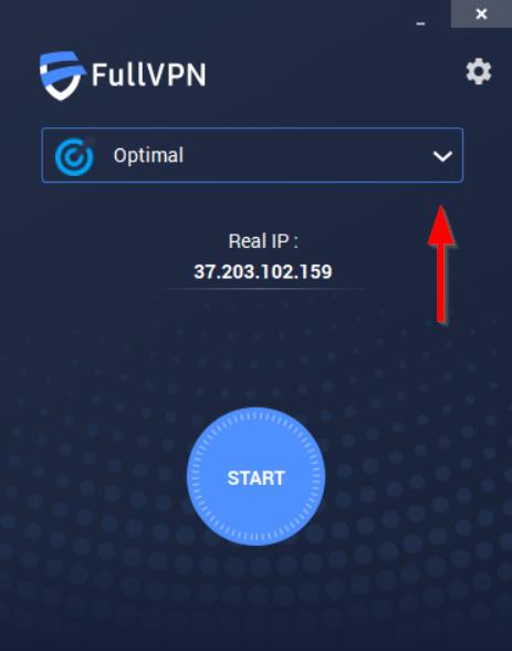 fullvpn windows server tab